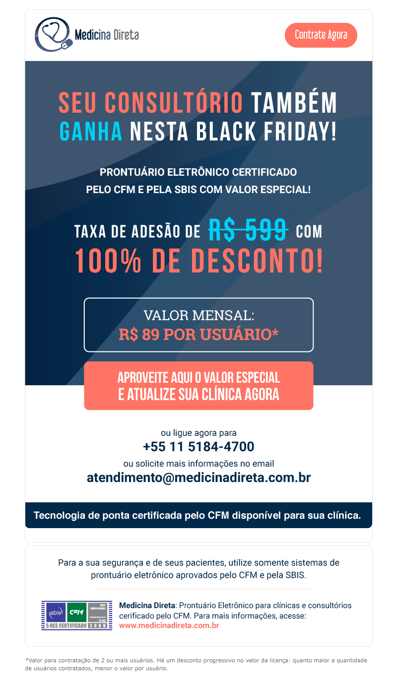 Email Marketing Medicina Direta