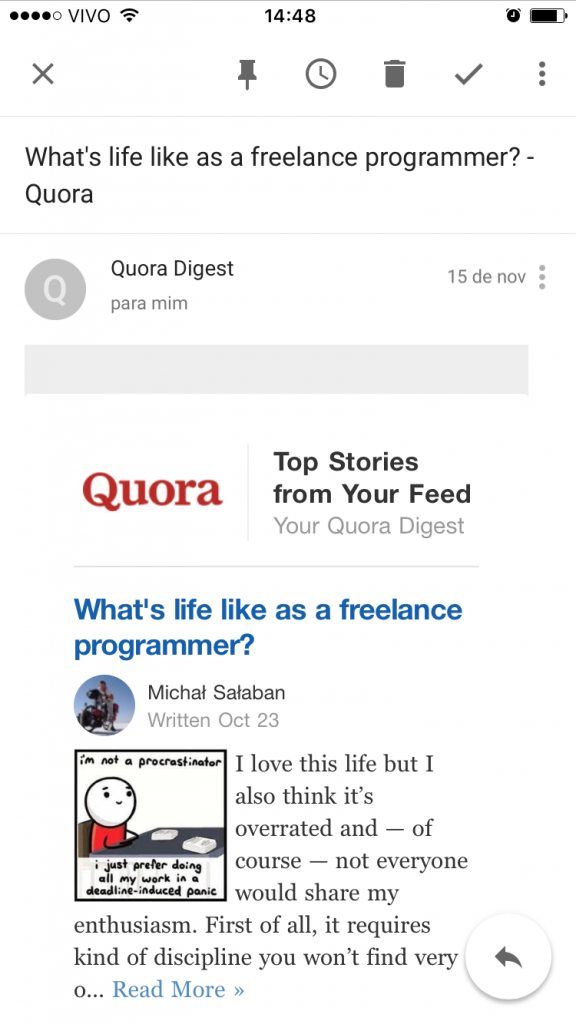 Email marketing original Quora