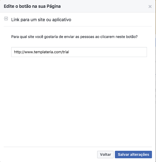Formulário do Facebook para enriquecer o mailing do email marketing